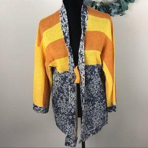 Maple | Anthro Redondo Kimono Cardigan M